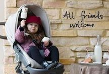 Single Strollers / One of the best things about being a parent is being able to safely show your little darling around the beautiful place they live in. Explore the neighborhood in the safest, most durable strollers available! http://pishposhbaby.com