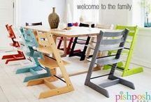 Furniture  / by PishPosh Baby