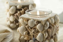 Candle Decorations / I simply love candles...