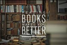 Books / by Nancy Dooren