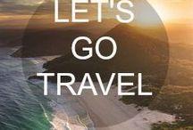 Places I'd Like to Go / Hooneymoon, Leisure, Exploring whateverrrr / by Leska