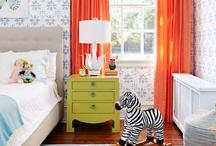 SLEEPYHEADS: Stylish Kids Rooms / by Amanda Leffel - AL FLAIR