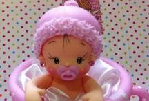 Bebés / Baby shower, christening, birthdays / by Ivette Soto