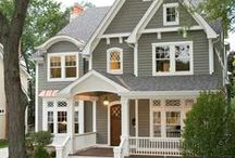 Home Chic Home / Traditional Home Decor