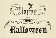 Halloween / I love a spooky Halloween!