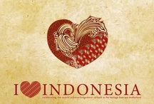 All about Indonesia / Family roots! My dad is from Indonesia.