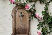 Beautiful walls, doorways & windows