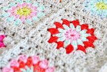 Knit & Crochet Love / by Melissa Bickford