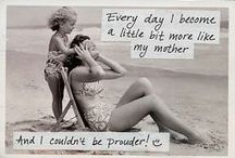 For my Mom / Mothers Day