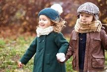Kiddie Style / These adorable kids sport the most stylish getups -- awesome wardrobe inspiration for your little tots!