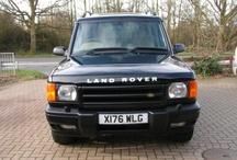 2000 (X) Land Rover Discovery TD5 ES7 Au