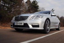 Mercedes E-Class E63 AMG Saloon