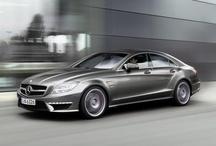 Mercedes CLS-Class 63 AMG