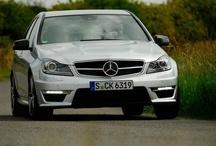 Mercedes C-Class C63 AMG Saloon