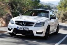 Mercedes-Benz C-Class C63 AMG Coupe