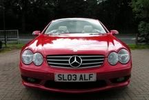 2003 (03) Mercedes SL500 ~ MASSIVE SPEC