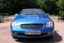 2003 (03) Mercedes SLK200 Kompressor