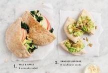 Healthy girl foods