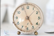 Old clocks / Time is the longest distance between two places. ~ Tennessee Williams