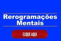 Reprogramações Mentais - Loja Fácil / Conheça a melhor coleção de reprogramações mentais do Brasil, use-as e mude sua vida de forma rápida e saudável!