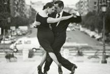 Dance of Seduction / All dance is art, and sensuality, and seduction combined.