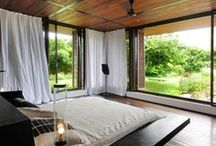 Beautiful Boudoirs / Bedrooms my Characters would Love.