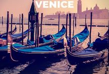 Venice, Italy / Been here in 1998 & 2017.