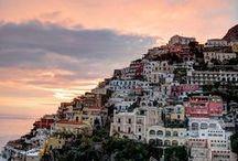 Positano,  Italy / On my bucket list!