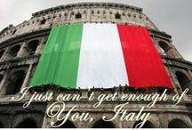 Italian flags ~ Tricolore