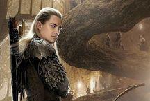LOTR & The Hobbit / Tolkien men...yum