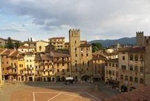 Arezzo, Italy / Been here summervacation 2016.