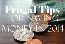 Spend Less, Save More / Cutting back to add money to our savings