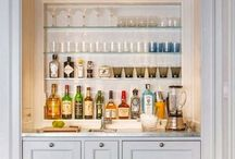 Beverage station / Bar / by Kate Combs