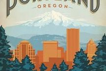 Portlandia / Otherwise known as home!