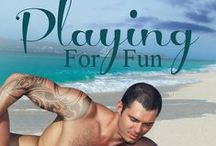 Playing For Fun (Stewart Island Book 6) / Inspiration for my 6th contemporary romance, featuring Holly & Ford. The novels are set on Stewart Island, New Zealand.