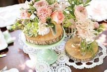 Tablescapes / by Taylor Castleberry