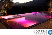 Amazing Swimming Pools / Take a peak at these incredible swimming pools. You could have one of your own at a stunning Turkish property. Please Contact us now to discuss your Turkey property requirements. Visit www.spotblue.com or email info@spotblue.com for more information.