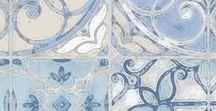 Shades of Blue / Shades of Blue, Blue Gray, and Gray