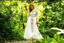 Wedding dresses / www.kocanova.com