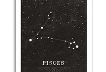 Pisces Season / February 20 - March 20  Pisces Positives: Artistic, trusting, gentle, creative, intuitive, easy going, generous. Pisces Negatives: Emotional, moody, stubborn, unpredictable.