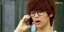 Telephone dude