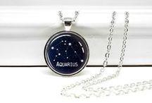 Aquarius Season / January 20 - February 18. Positive traits: Magnetic, idealistic, sensitive, fair, generous, imaginative. Negative traits: Aloof, unpredictable, obstinate, contradictory, rebellious.