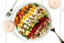 Feast - savoury recipes / Dinner ideas, quick and easy meal ideas.