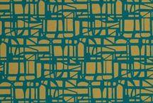 Modern Fabrics & Design / Modern Inspiration