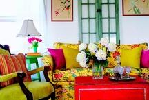 Bright Colors / Bold, Bright, Fun Colors!
