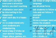 Awesome School Ideas!!! / by Amanda Heaton