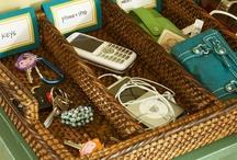 Storage & Organization / by Susan Johnson
