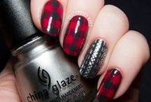 Winter and Holiday Manicures / by Chalkboard Nails