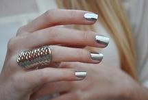 nails / by kim tapiawala