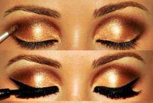 {make up} / eyes, lips, cheeks, eyebrow... Make up everywhere